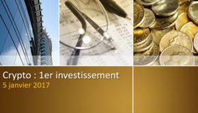 liste des premiers investissements crypto