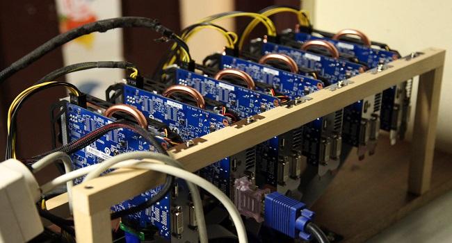 matériel nécessaire RIG crypto