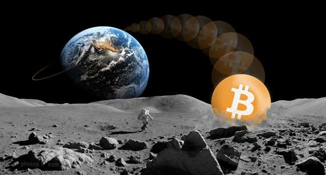 valorisation en 12 phases d'une crypto-monnaie